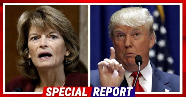 Anti-Trumper Lisa Murkowski Is In Serious Trouble – After Alaska Poll, Donald Trump Gangs Up On Her