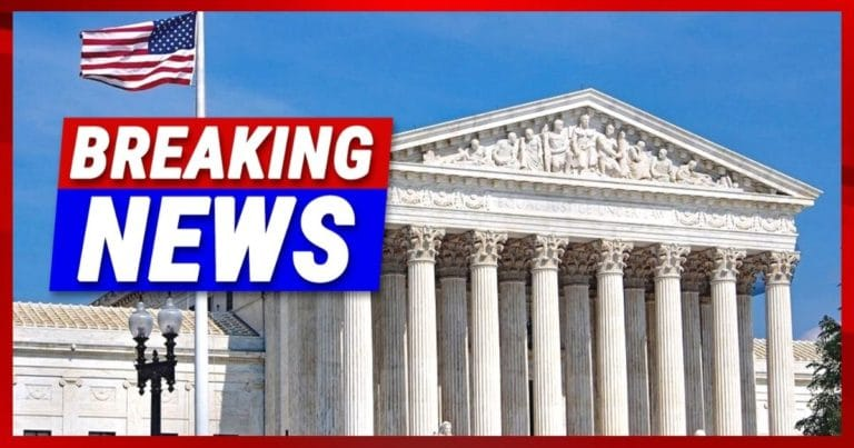 Supreme Court Justice Floors His Own Democrat Party – Liberal Breyer Just Stomped Out Court Packing