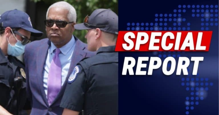 House Democrat Arrested By Capitol Police – Hank Johnson Led Away In Handcuffs After Protesting Voting Rights Law