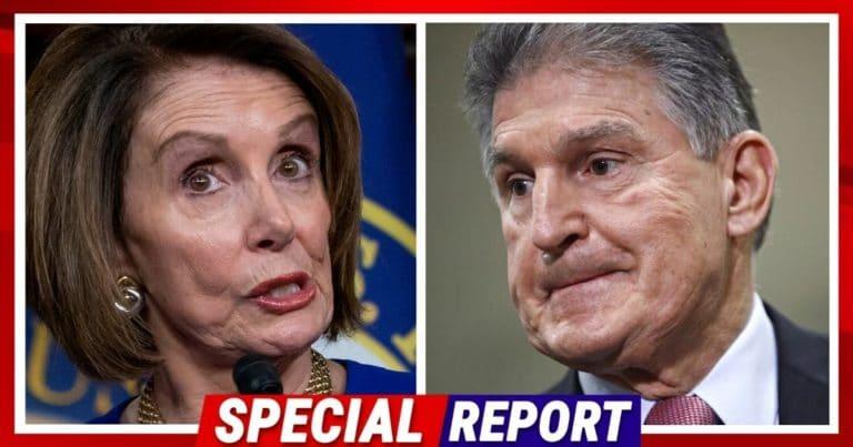 Joe Manchin Sends Nancy Pelosi Spinning – The Senator Plans To 'Nuke' The Democrat Spending Plan Until Next Year
