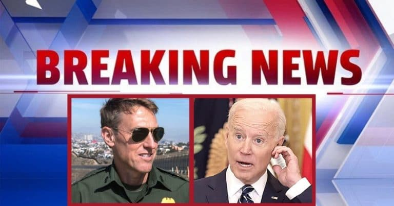 """Former Border Chief Accuses President Biden – He Claims That Joe Is """"Withholding Info,"""" The Border Is """"Wide Open"""""""